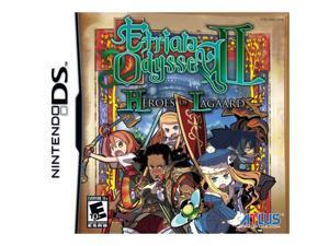 Etrian Odyssey II : Heroes of Lagaard Nintendo DS Game