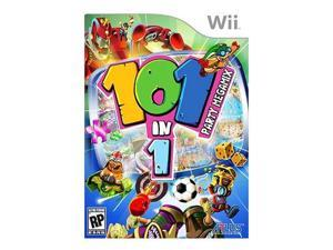 101-in-1 Party Megamix Wii Game ATLUS