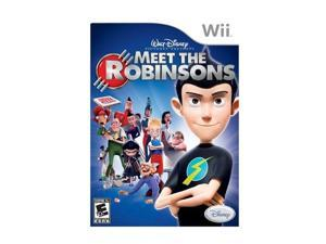 Meet the Robinsons Wii Game