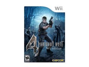 Resident Evil 4 Wii Game CAPCOM