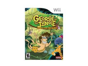 George of the Jungle Wii Game CRAVE entertainment