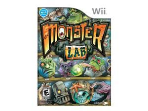 Monster Lab Wii Game