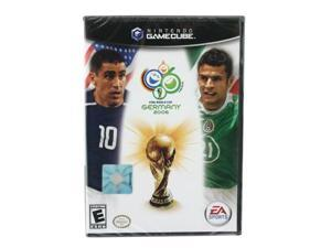 2006 FIFA World Cup Game Cube Game Cube game EA