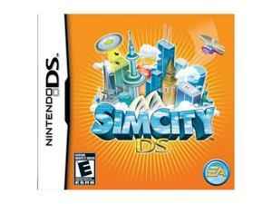 Sim City DS Game
