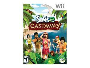 The Sims 2: Castaway Wii Game EA