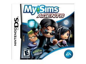 MySims Agents Nintendo DS Game EA