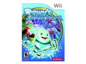 Dewy's Adventure Wii Game KONAMI