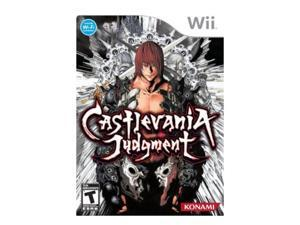 Castlevania: Judgement Wii Game