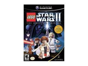 Lego Star Wars 2 Game Cube game LUCASARTS