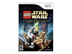 LEGO Star Wars: The Complete Saga Wii Game