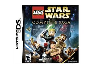 LEGO Star Wars: The Complete Saga Nintendo DS Game LUCASARTS