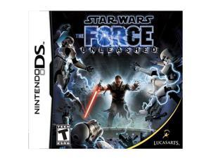 Star Wars: The Force Unleashed Nintendo DS Game LUCASARTS