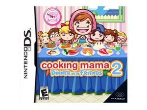 Cooking Mama 2: Dinner with Friends Nintendo DS Game