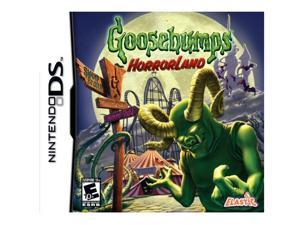 Goosebumps Horrorland Nintendo DS Game
