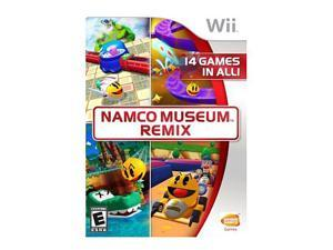 Namco Museum Remix Wii Game
