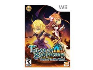 Tales Of Symphonia: Dawn of the New World Wii Game namco