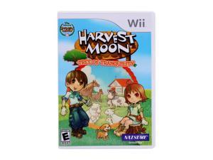 Harvest Moon: Tree of Tranquility Wii Game