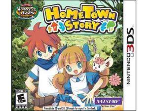 Hometown Story Nintendo 3DS Game