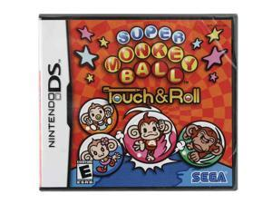 Super Monkey Ball: Touch and Roll game SEGA