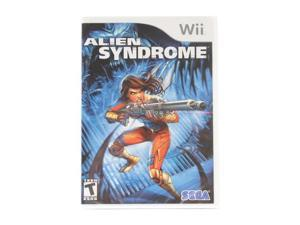 Alien Syndrome Wii Game