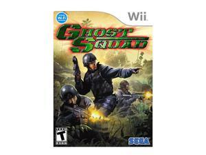 Ghost Squad Wii Game SEGA