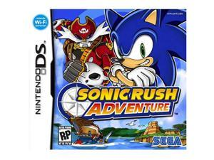 Sonic Rush Adventure Nintendo DS Game