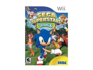 Sega Superstars Tennis Wii Game