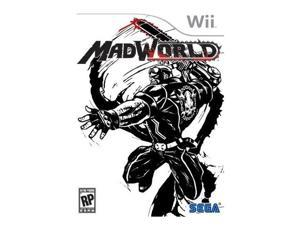 Madworld Wii Game SEGA