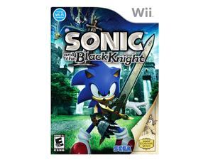 Sonic and the Black Knight Wii Game