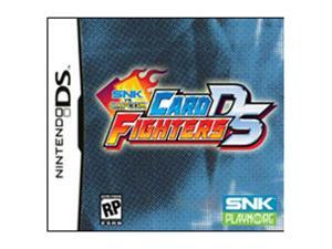 SNK Vs Capcom: Card Fighters DS game