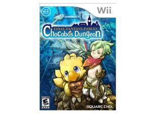 Final Fantasy Fables: Chocobo Dungeon Wii Game