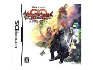 Kingdom Hearts 358/2 Days Nintendo DS Game SQUARE ENIX