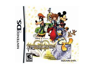 Kingdom Hearts: Re:coded Nintendo DS Game SQUARE ENIX