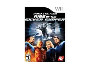 Fantastic 4: Rise of the Silver Surfer Wii Game Take2 Interactive