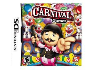 Carnival Games Nintendo DS Game Take2 Interactive