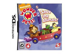 Wonder Pets: Save the Animals Nintendo DS Game Take2 Interactive
