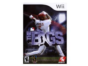 The Bigs 2 Wii Game