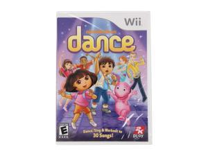 Nickelodeon Dance Wii Game