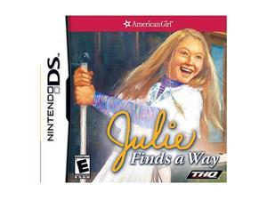American Girl: Julie Finds a Way Nintendo DS Game