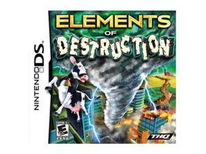 Elements of Destruction Nintendo DS Game