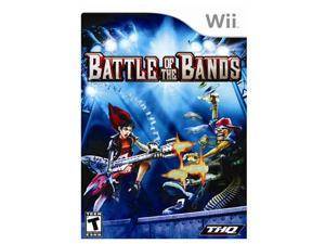 Battle of the Bands Wii Game THQ