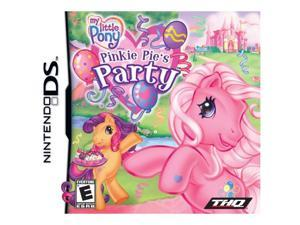 My Little Pony Pinkie Pie's Party Nintendo DS Game