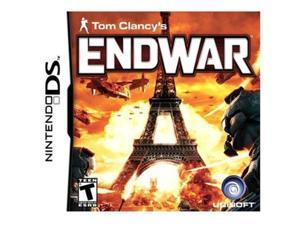 Tom Clancy's EndWar Nintendo DS Game UBISOFT