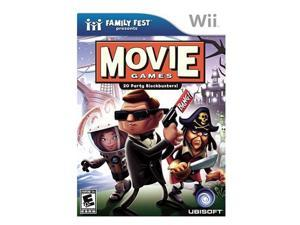 Movie Games Wii Game