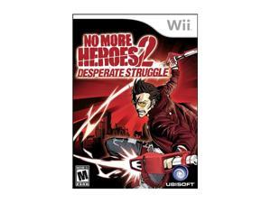 No More Heroes 2 Wii Game Ubisoft