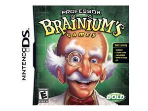 Professor Brainium's Games Nintendo DS Game