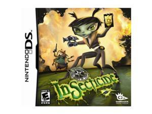 Insecticide Nintendo DS Game GAMECOCK MEDIA GROUP