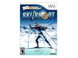 Ski and Shoot Wii Game