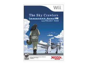 Sky Crawlers: Innocent Ages Wii Game XSEED Games