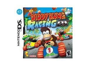 Diddy Kong Racing game
